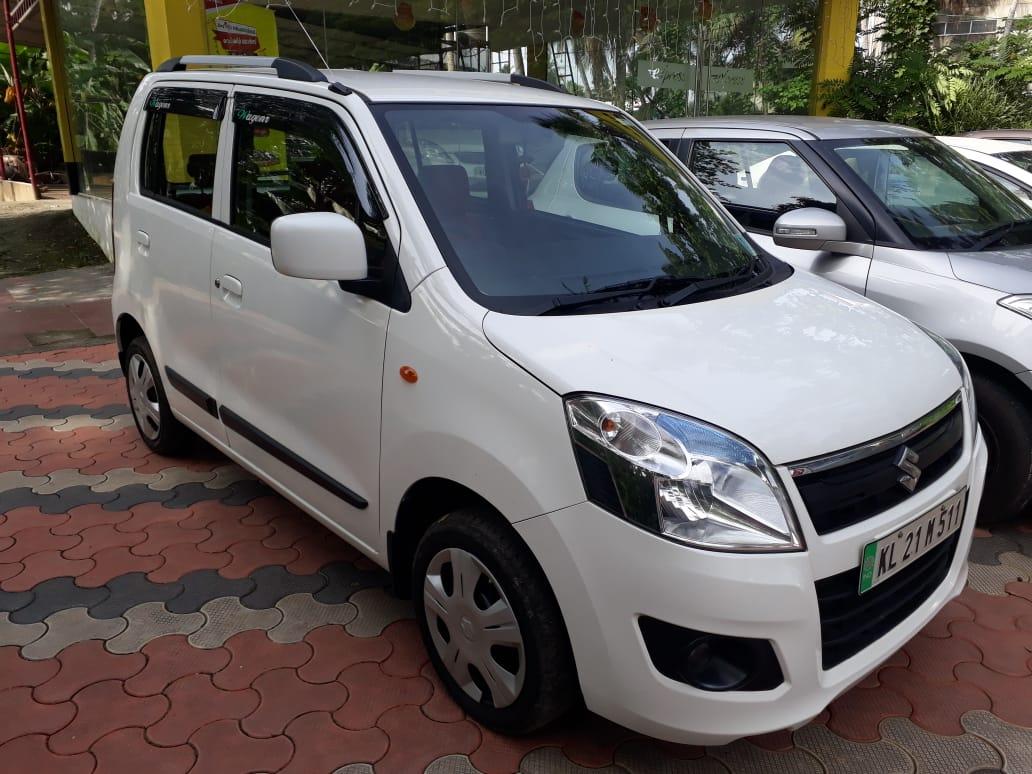Maruti Suzuki Wagon R 1 0 Vxi Mahindra First Choice