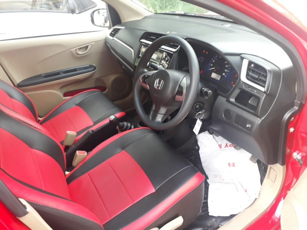 2017 Used Honda Brio S MT