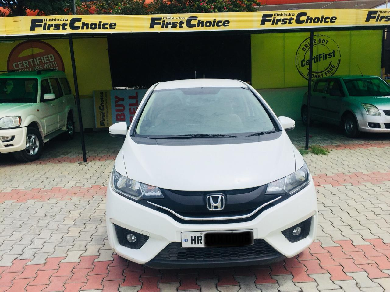 2017 Used Honda Jazz 1.5 V I DTEC