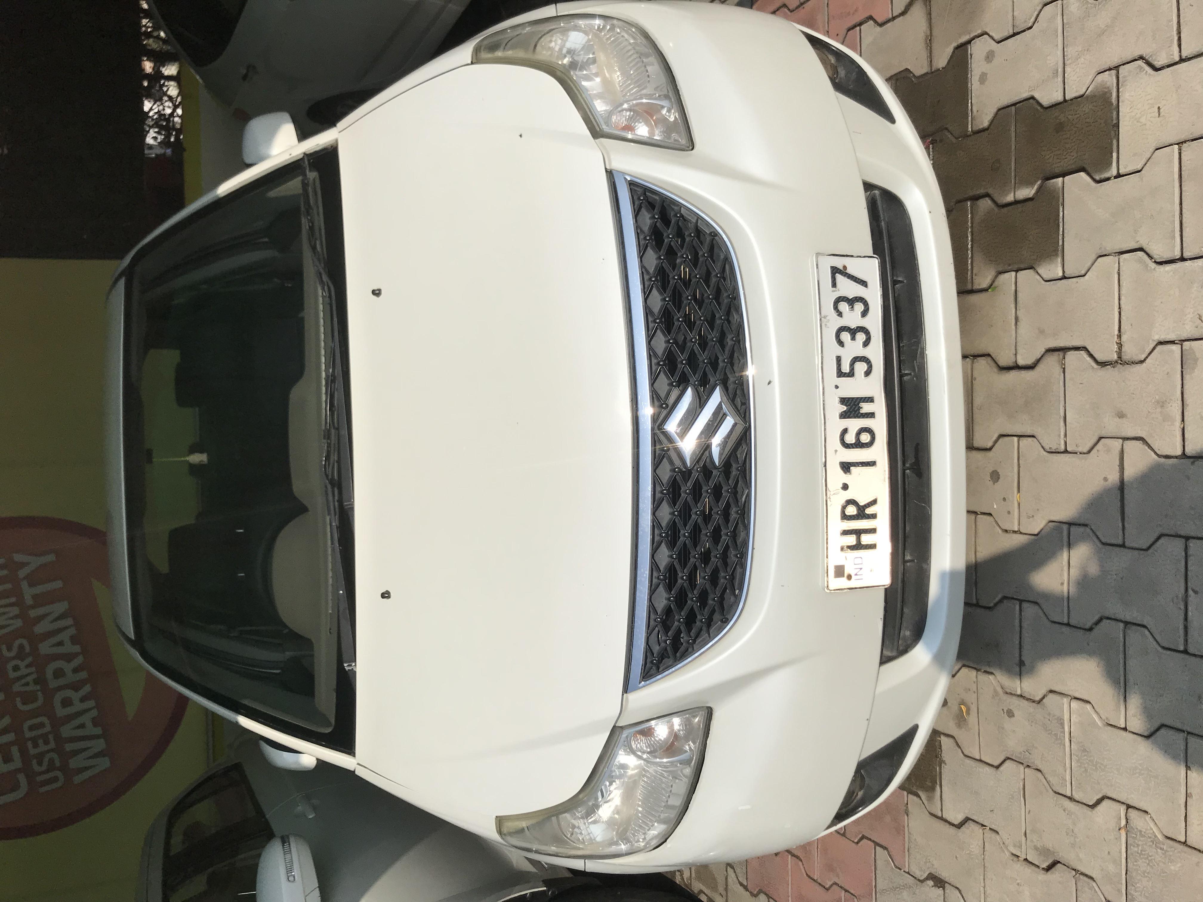 2013 Used Maruti Suzuki Sx4 ZDI BS IV