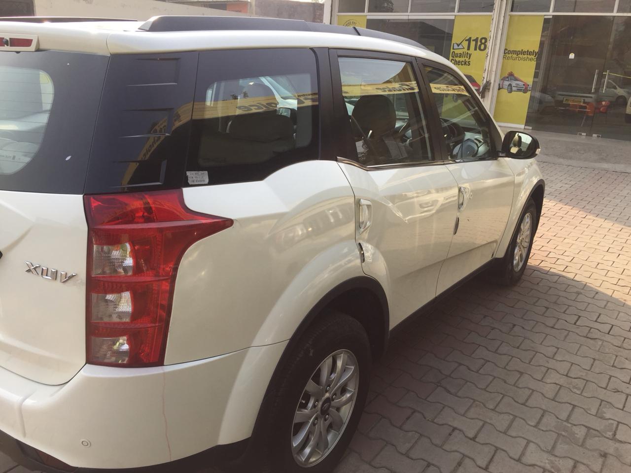 2017 Used Mahindra Xuv 500 W10