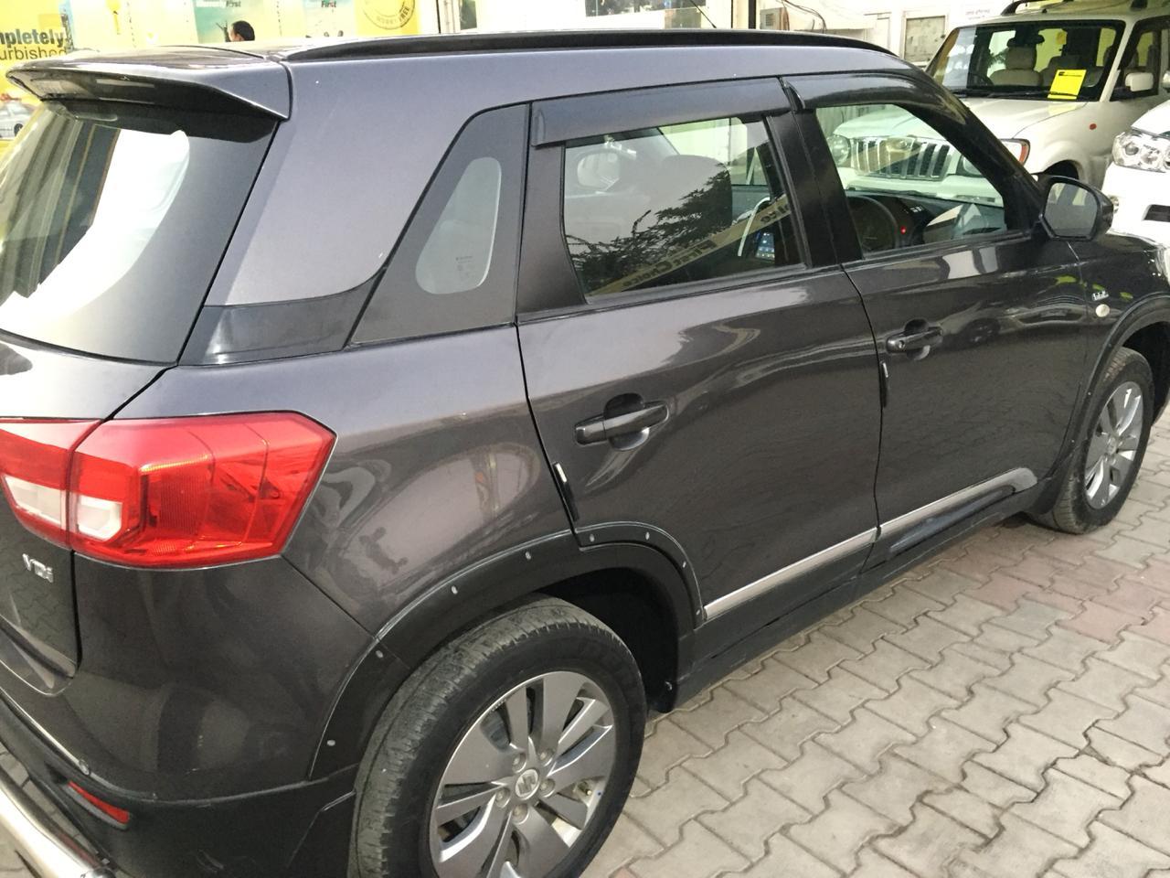 2016 Used Maruti Suzuki Vitara Brezza VDi