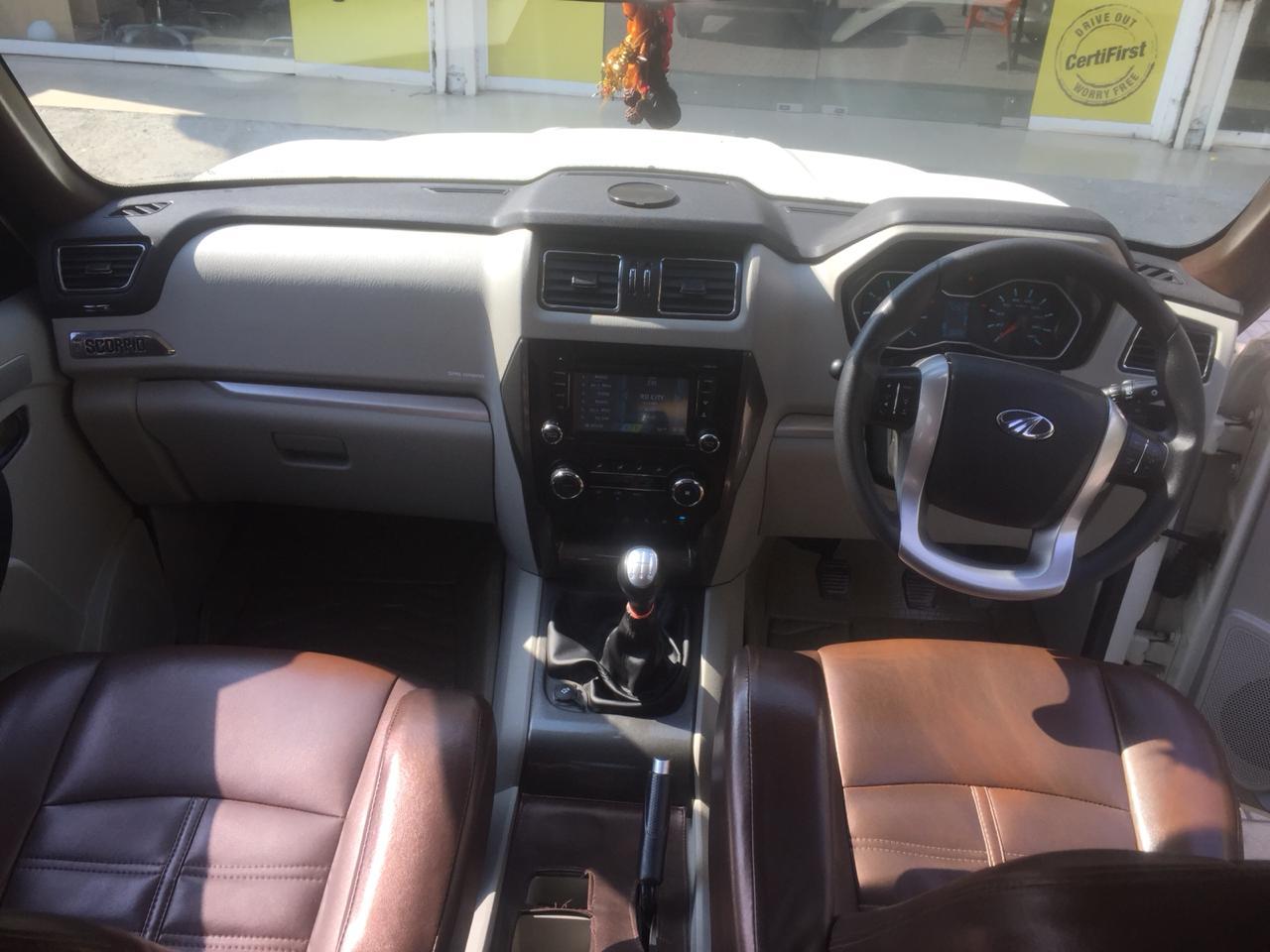 2017 Used Mahindra Scorpio S10