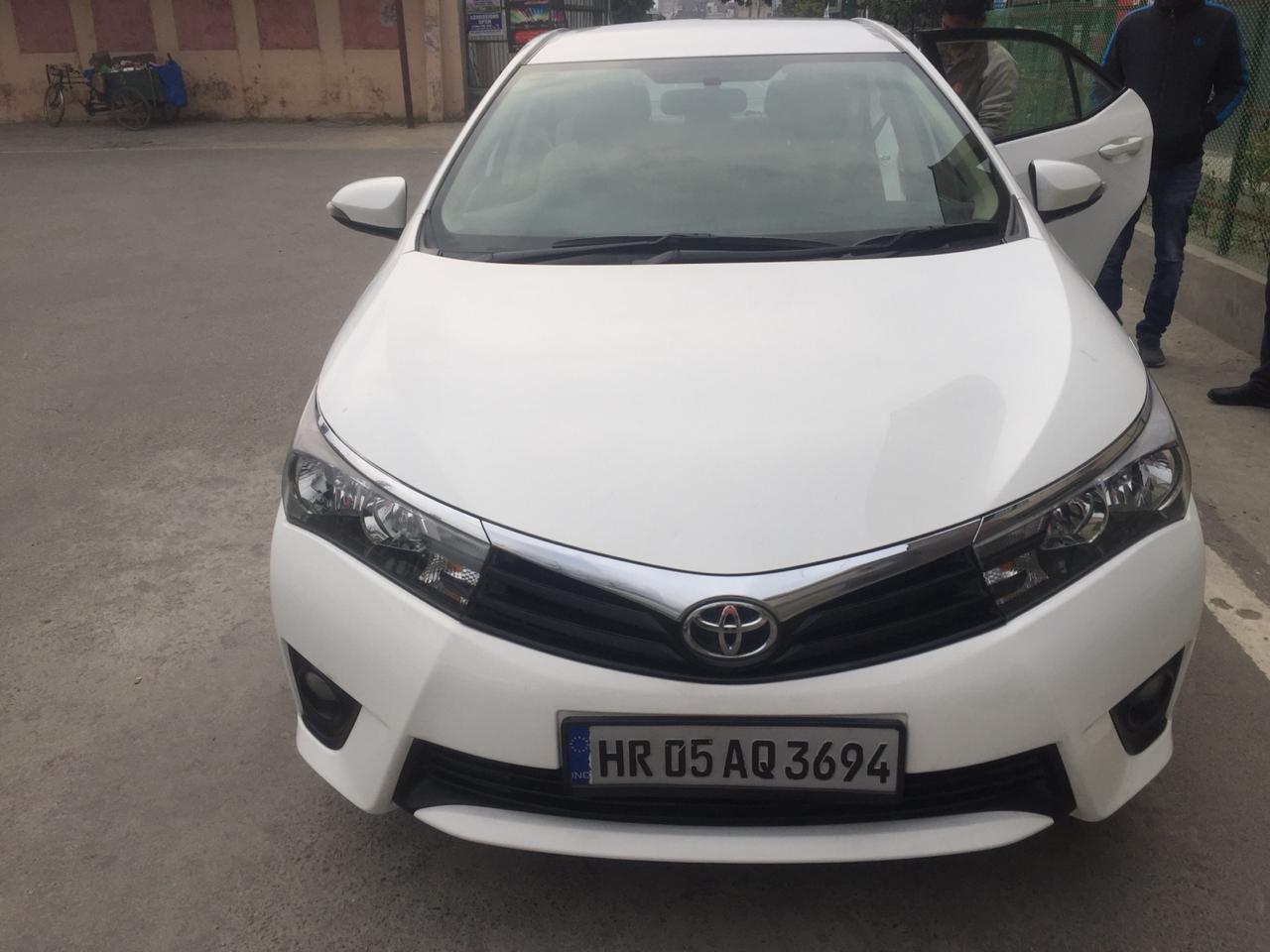 2015 Used Toyota Corolla Altis 1.8 J