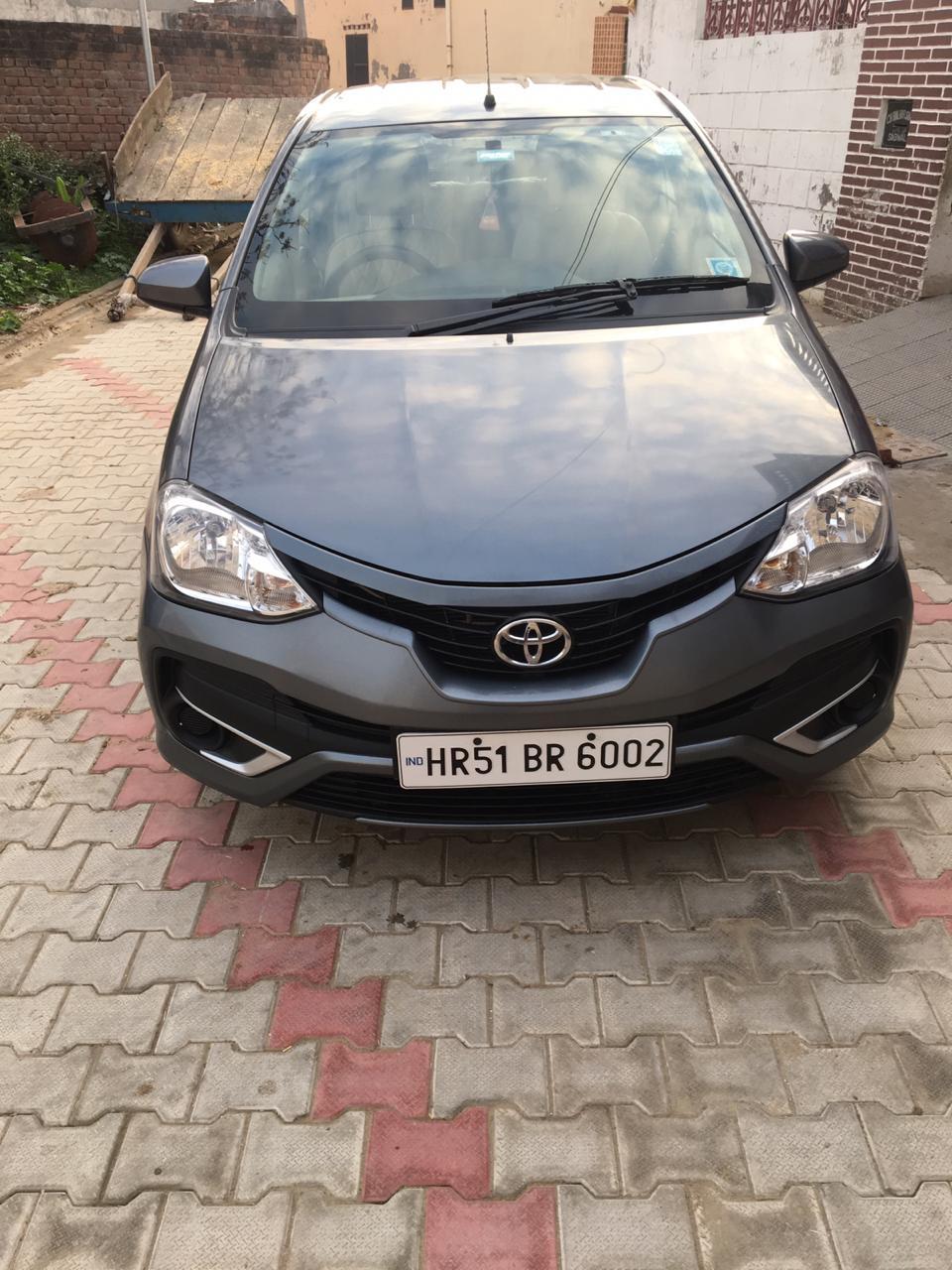2017 Used Toyota Etios Liva GD