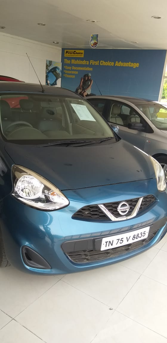 2015 Used Nissan Micra XL O DIESEL