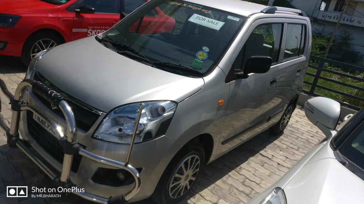 2015 Used Maruti Suzuki Wagon R 1.0 LXI