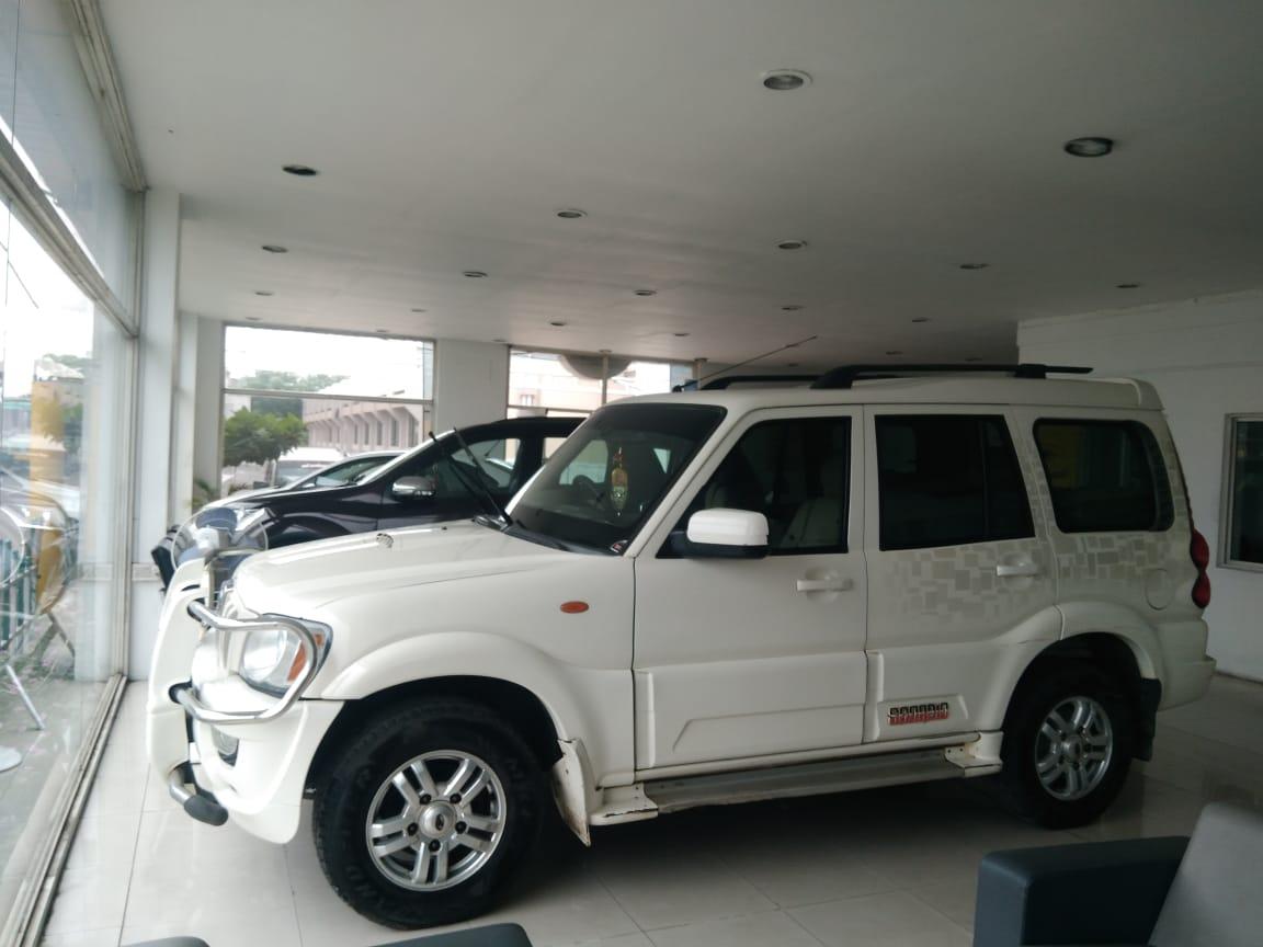 2014 Used Mahindra Scorpio VLX BS IV