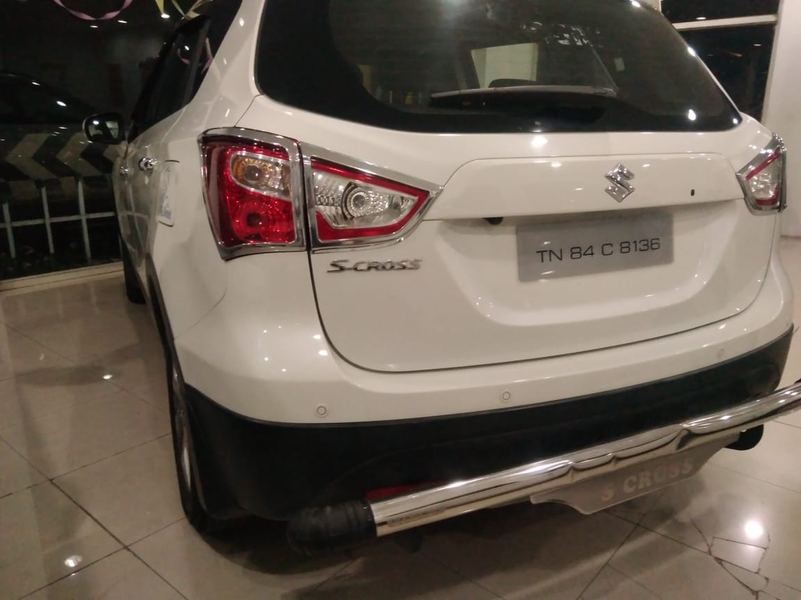 2016 Used Maruti Suzuki S Cross 1.3 ZETA
