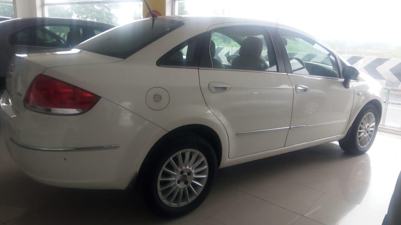 2012 Used Fiat Linea EMOTION 1.3
