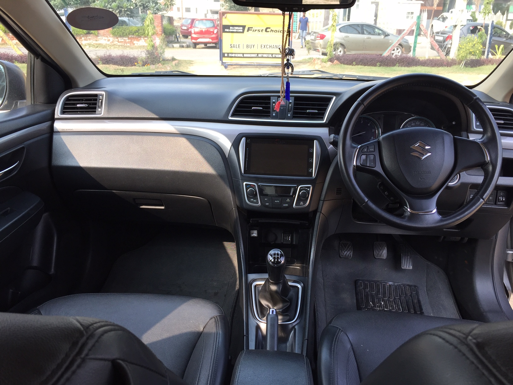 2016 Used MARUTI SUZUKI CIAZ ZDI PLUS SHVS RS