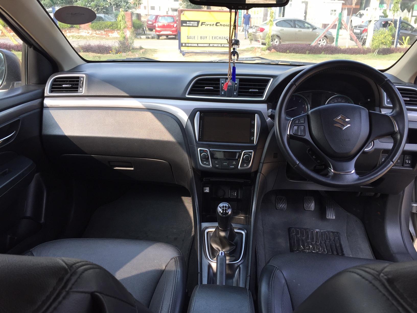 2016 Used Maruti Suzuki Ciaz ZDI PLUS SHVS RS