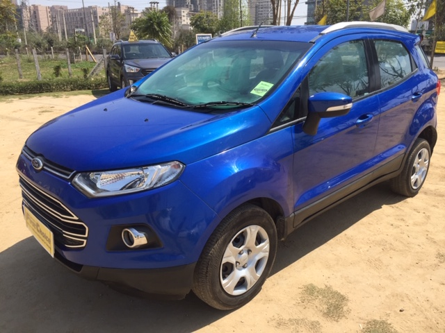 2015 Used Ford Ecosport TREND 1.5 TDCI