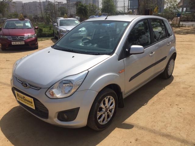2013 Used Ford Figo TITANIUM 1.2
