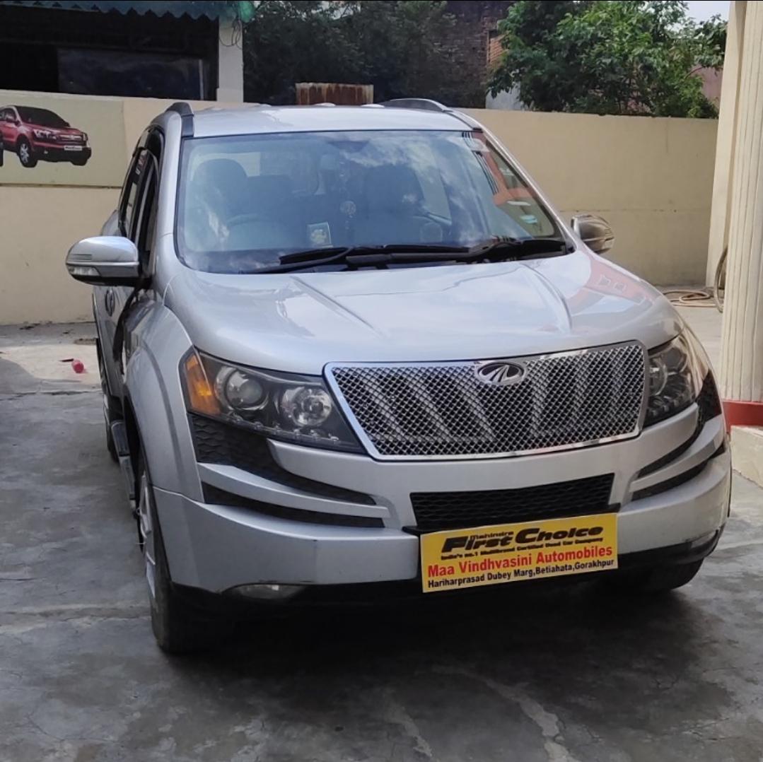 2013 Used Mahindra Xuv500 W6