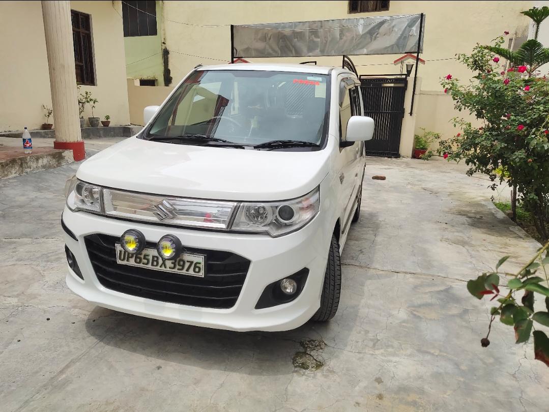 2015 Used Maruti Suzuki Wagon R Stingray VXI OPT