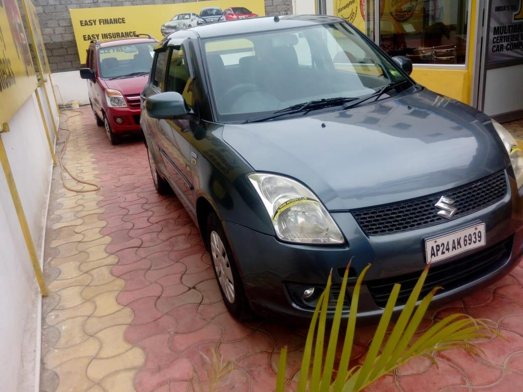 2011 Used Maruti Suzuki Swift VDI