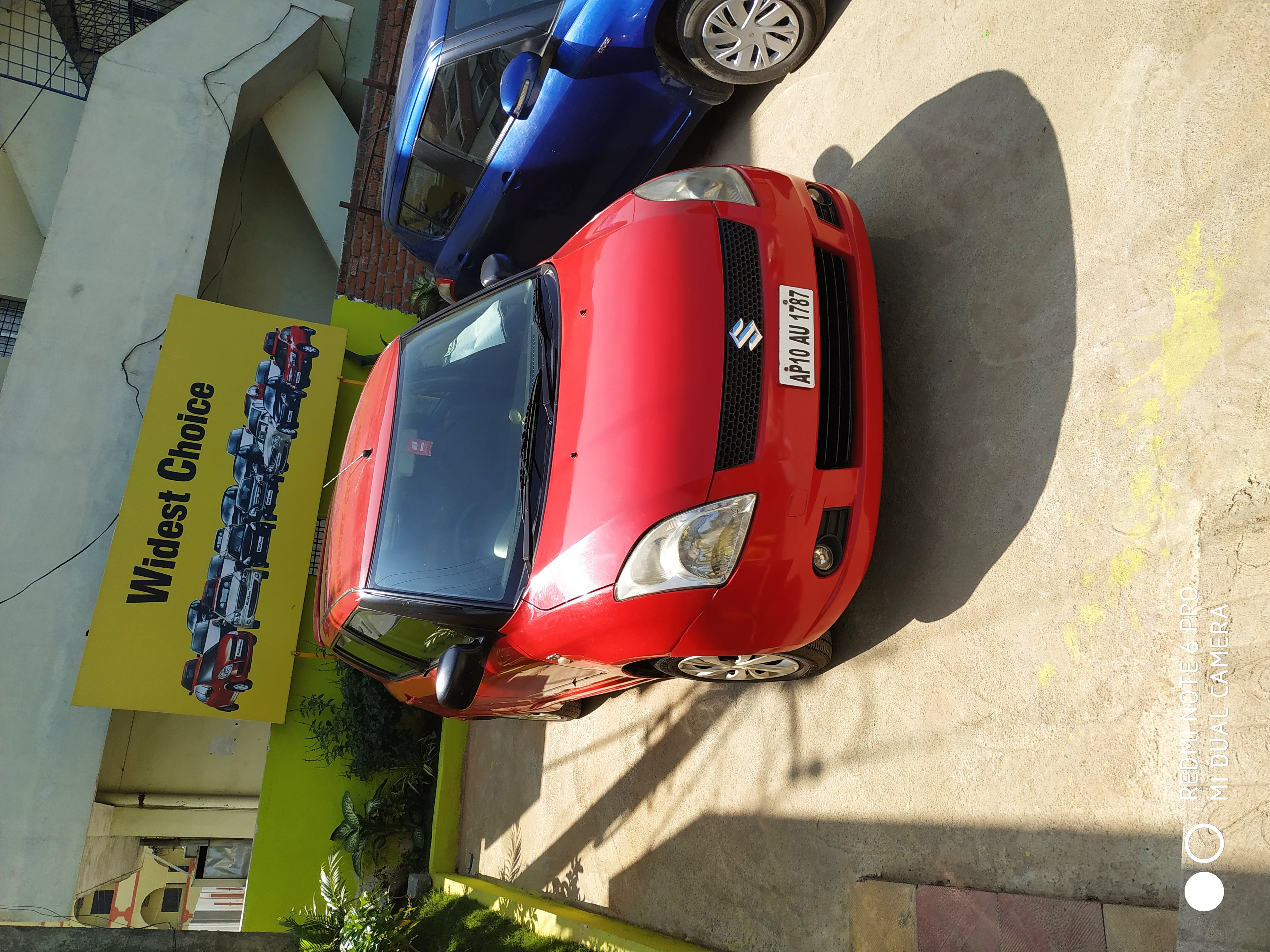 2007 Used Maruti Suzuki Swift VDI