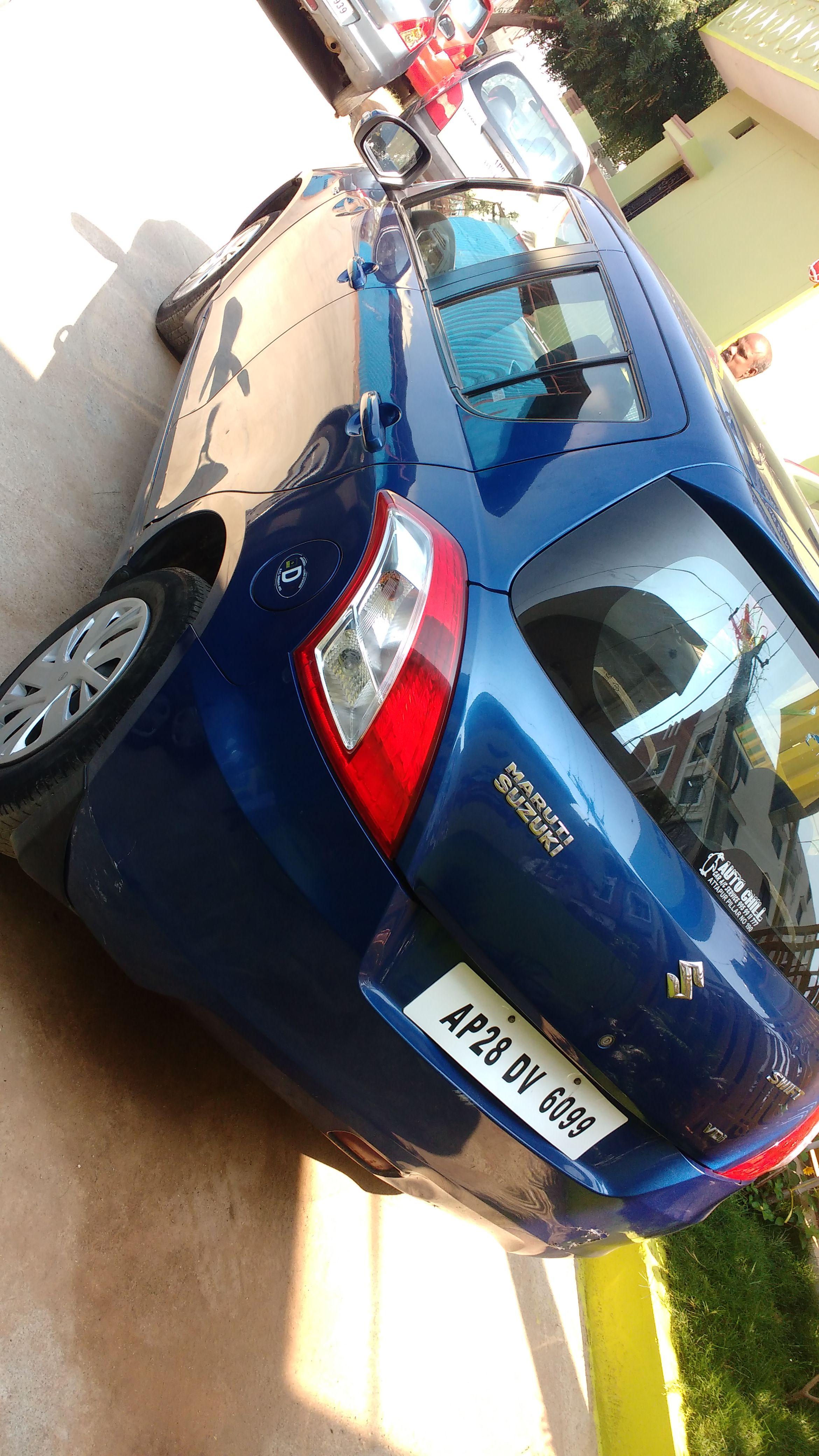 2013 Used Maruti Suzuki Swift VDI
