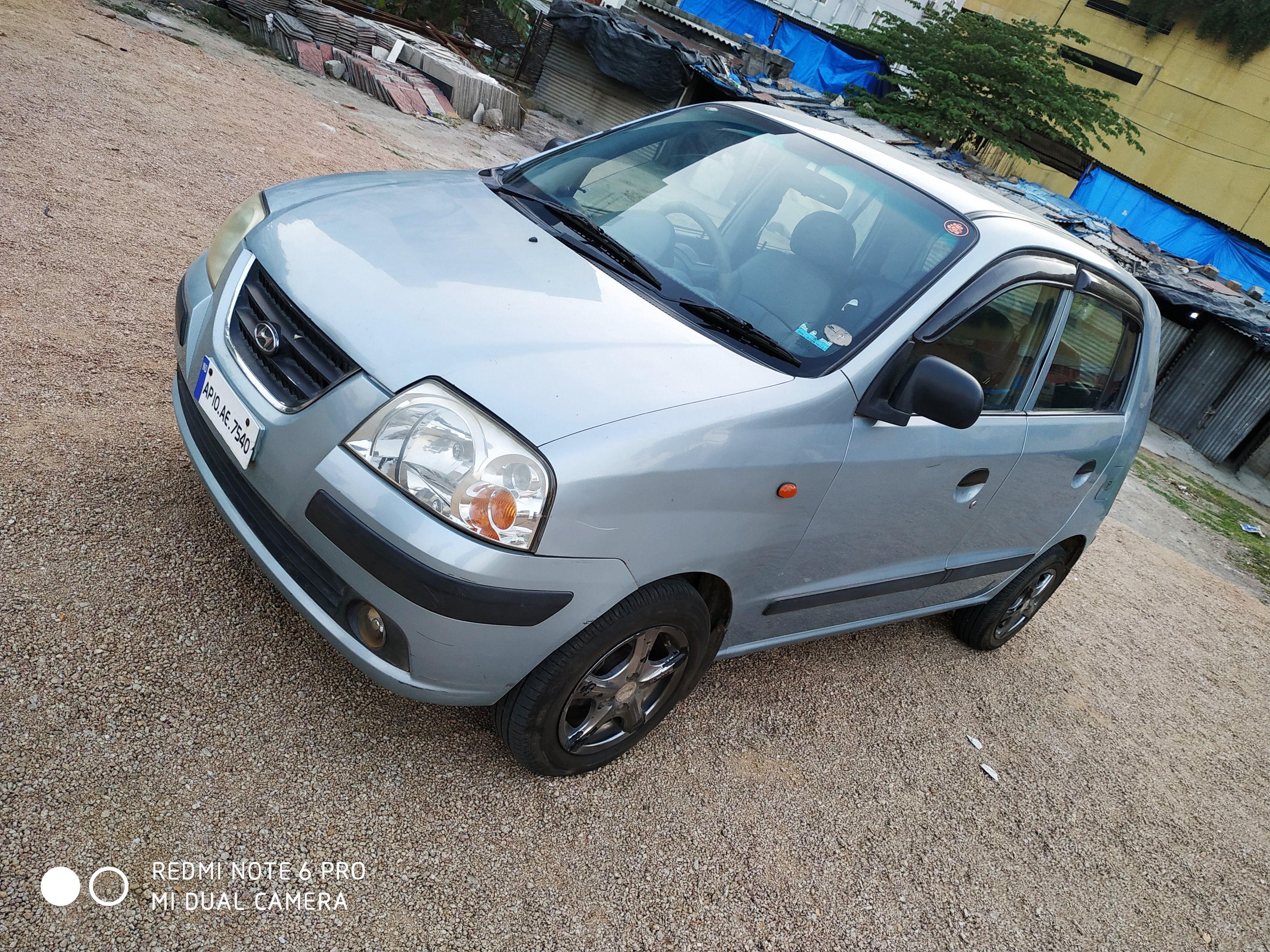 2005 Used Hyundai Santro Xing XP