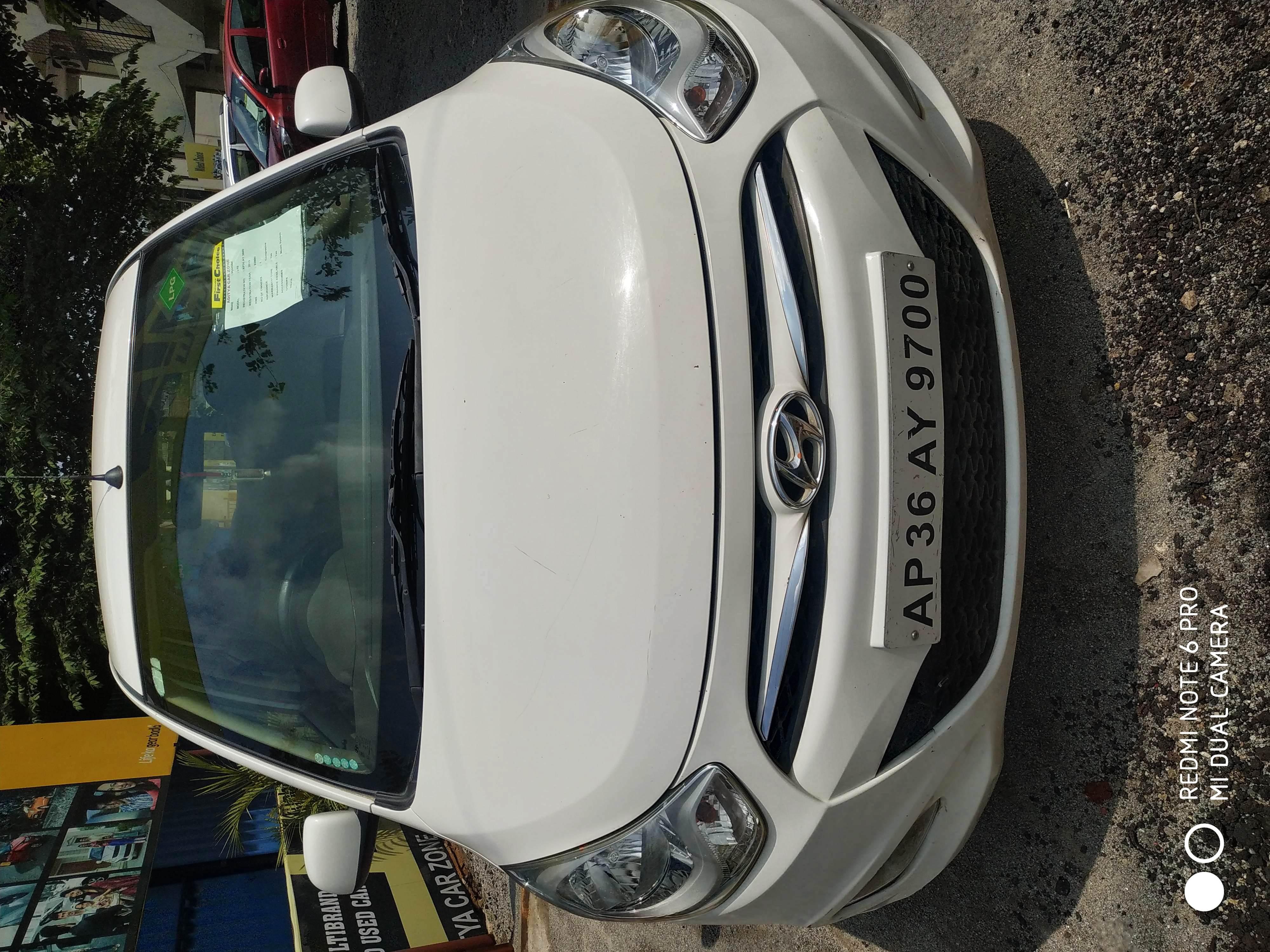 2013 Used Hyundai I10 SPORTZ 1.1 LPG