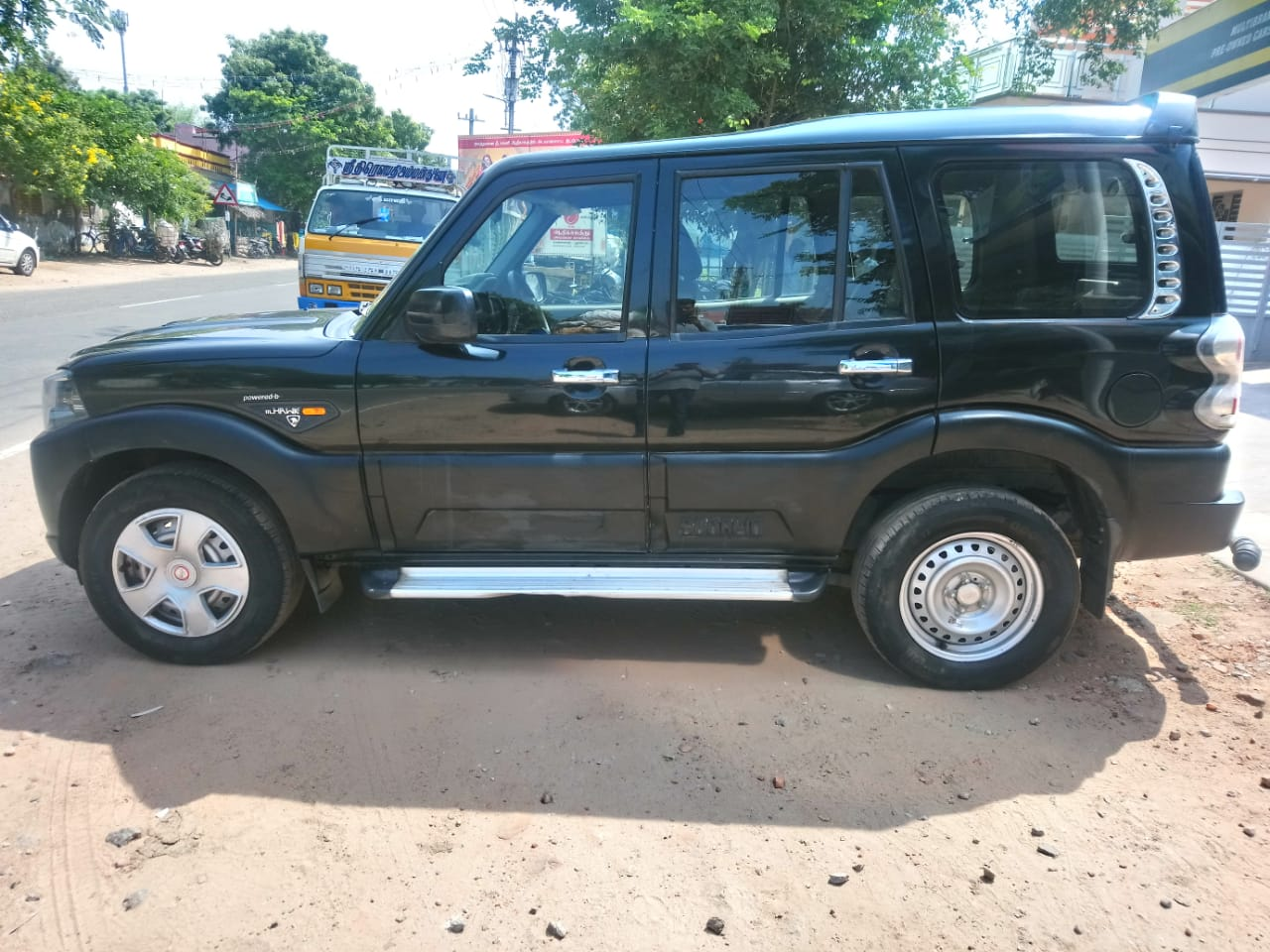 2015 Used Mahindra Scorpio S6 PLUS