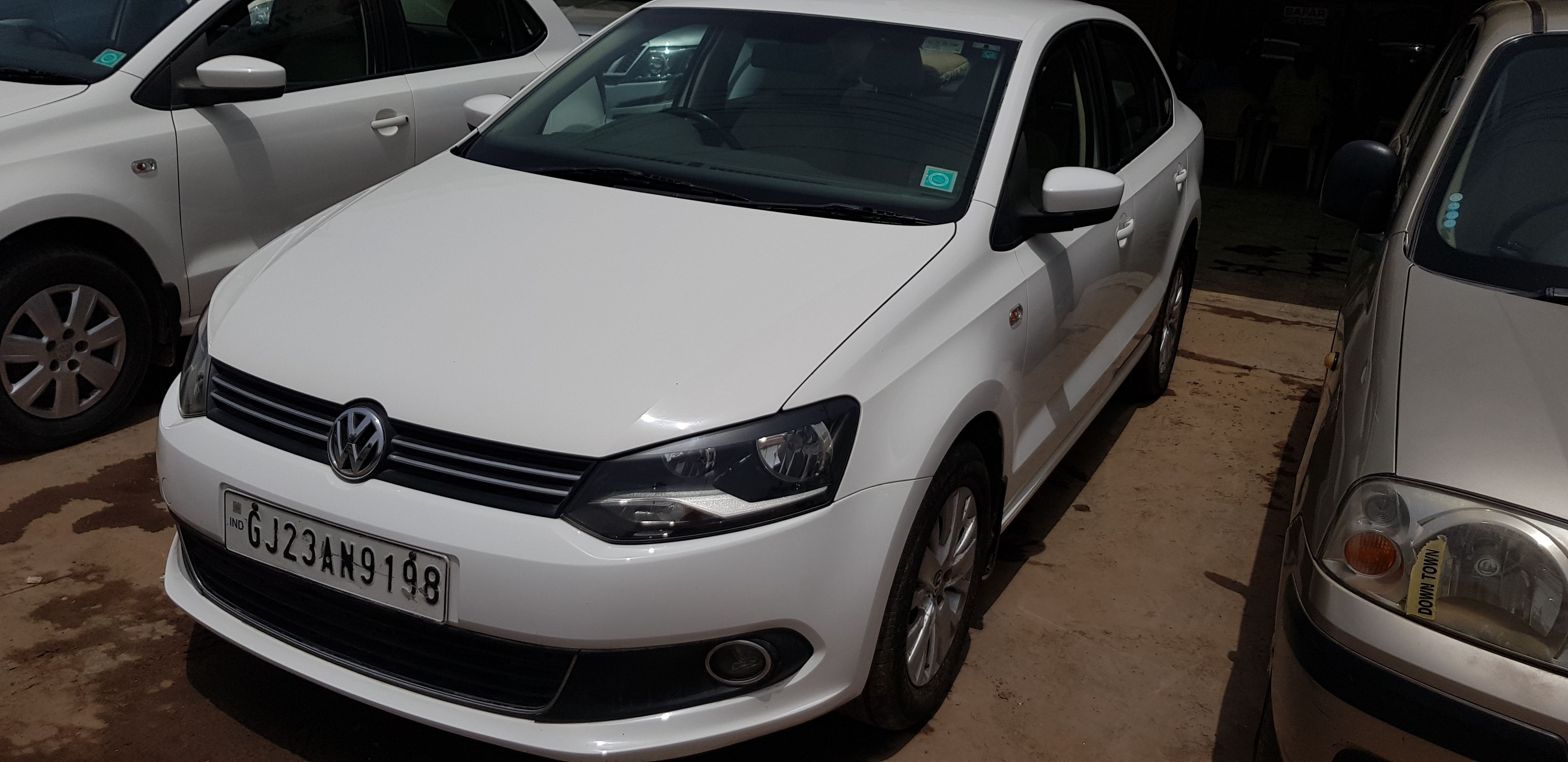 2015 Used Volkswagen Vento HIGHLINE 1.5 DIESEL AT