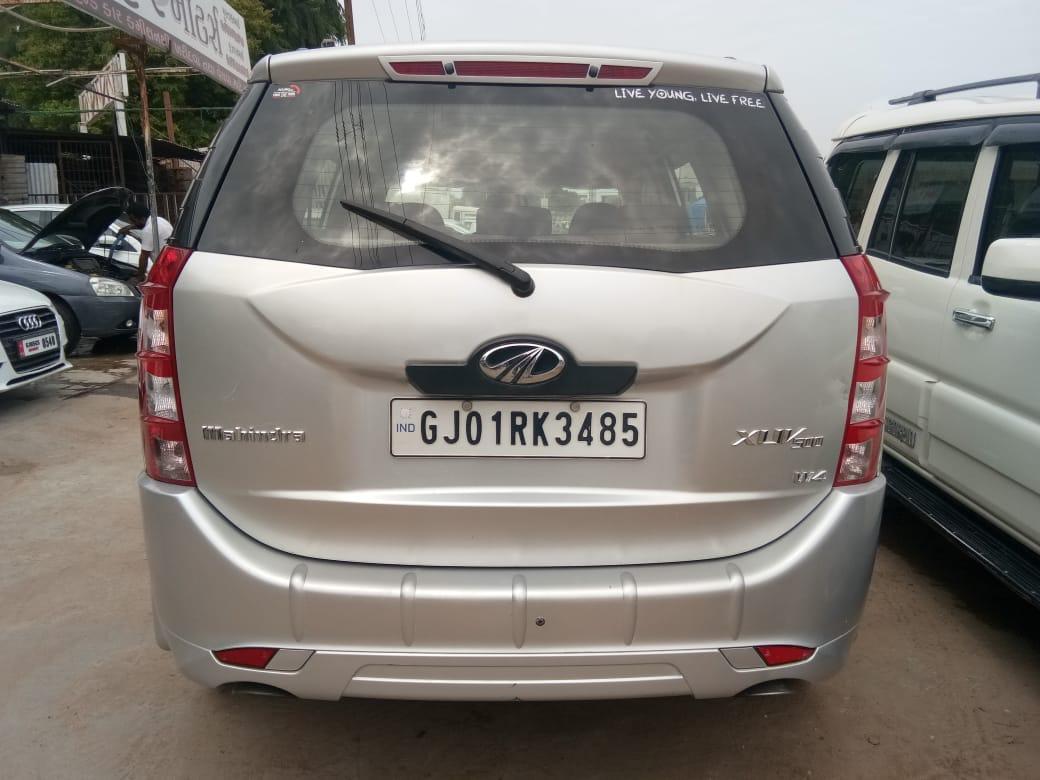 2015 Used Mahindra Xuv500 W4