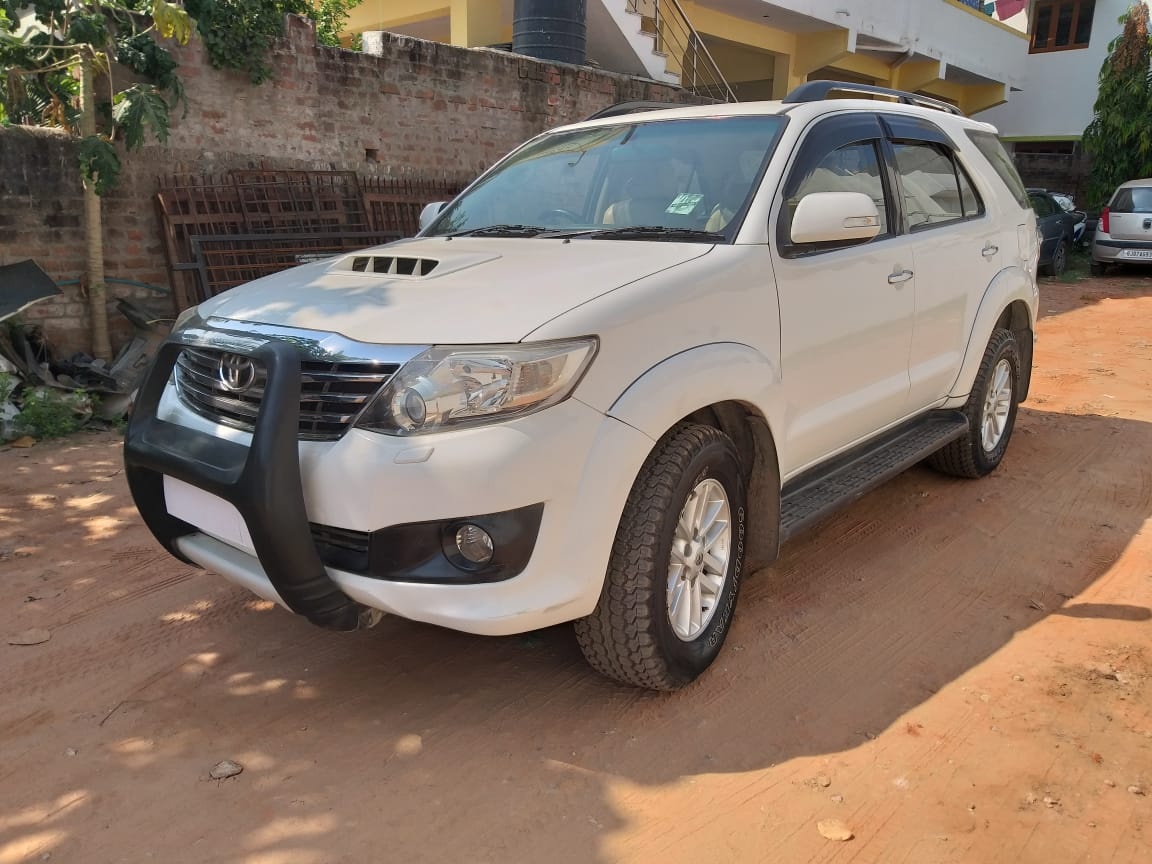 2012 Used Toyota Fortuner 3.0 AT 4X4