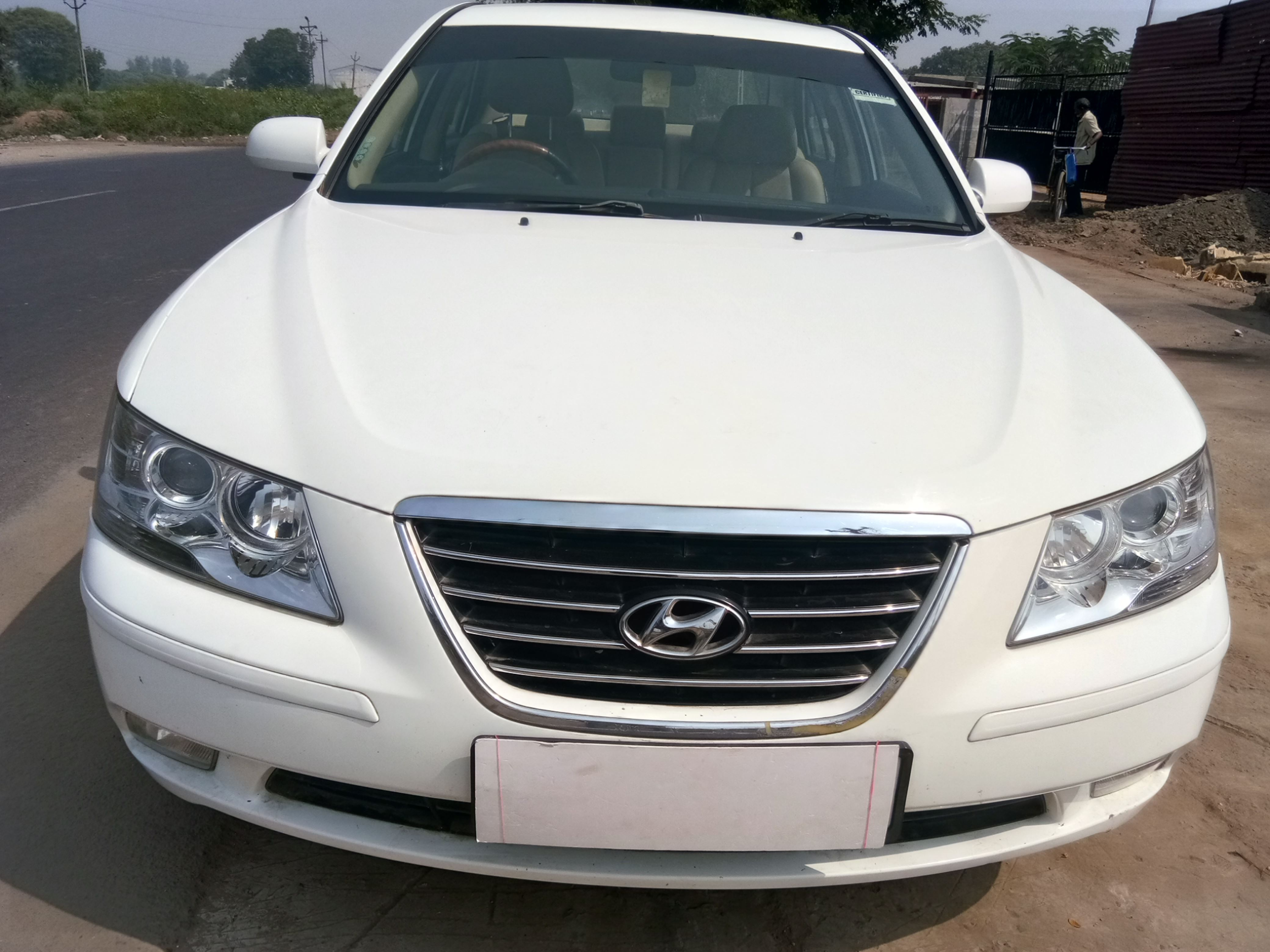 2010 Used Hyundai Sonata Transform 2.0 CRDI AT