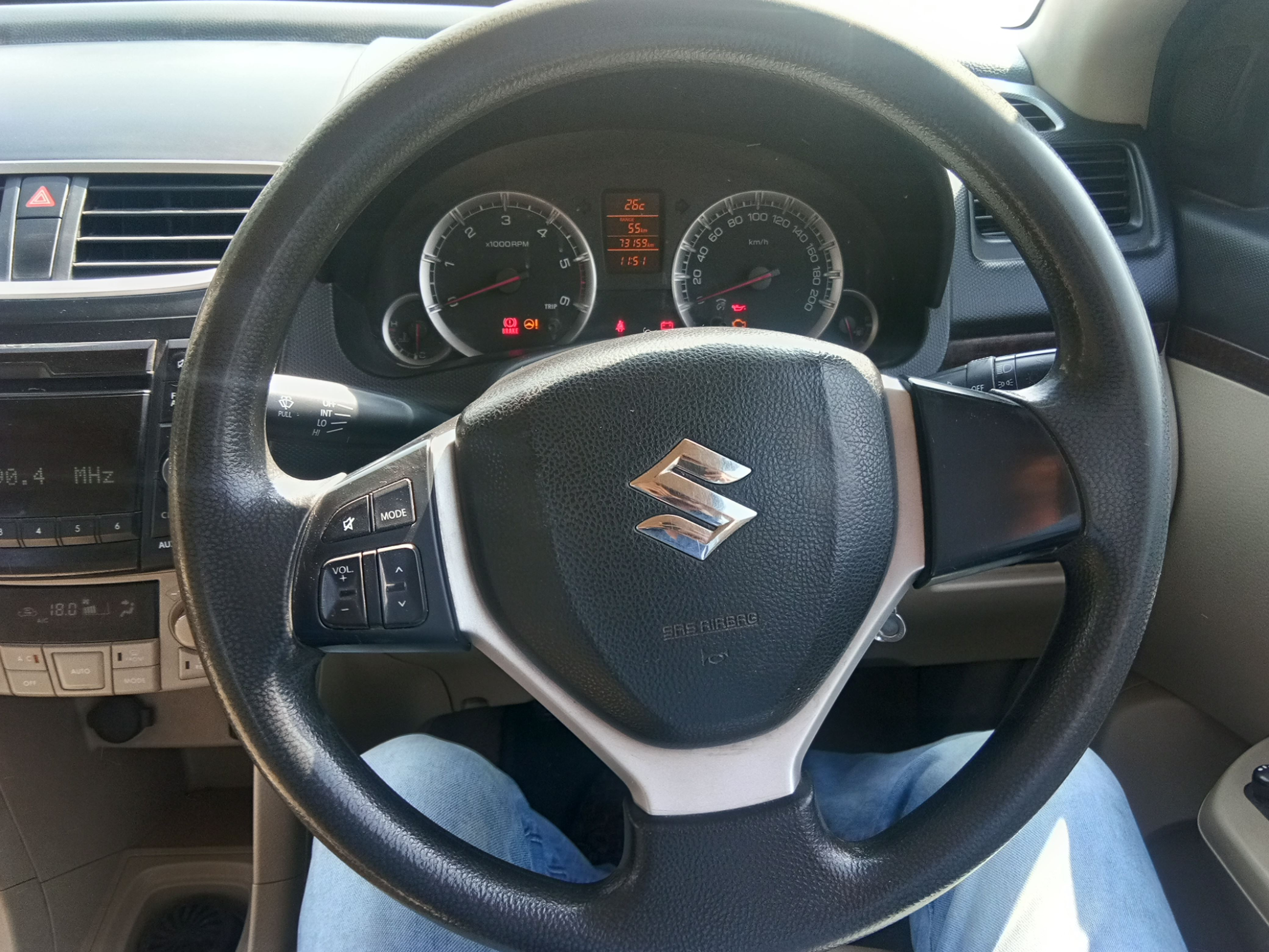 2013 Used Maruti Suzuki Swift Dzire ZDI BS IV