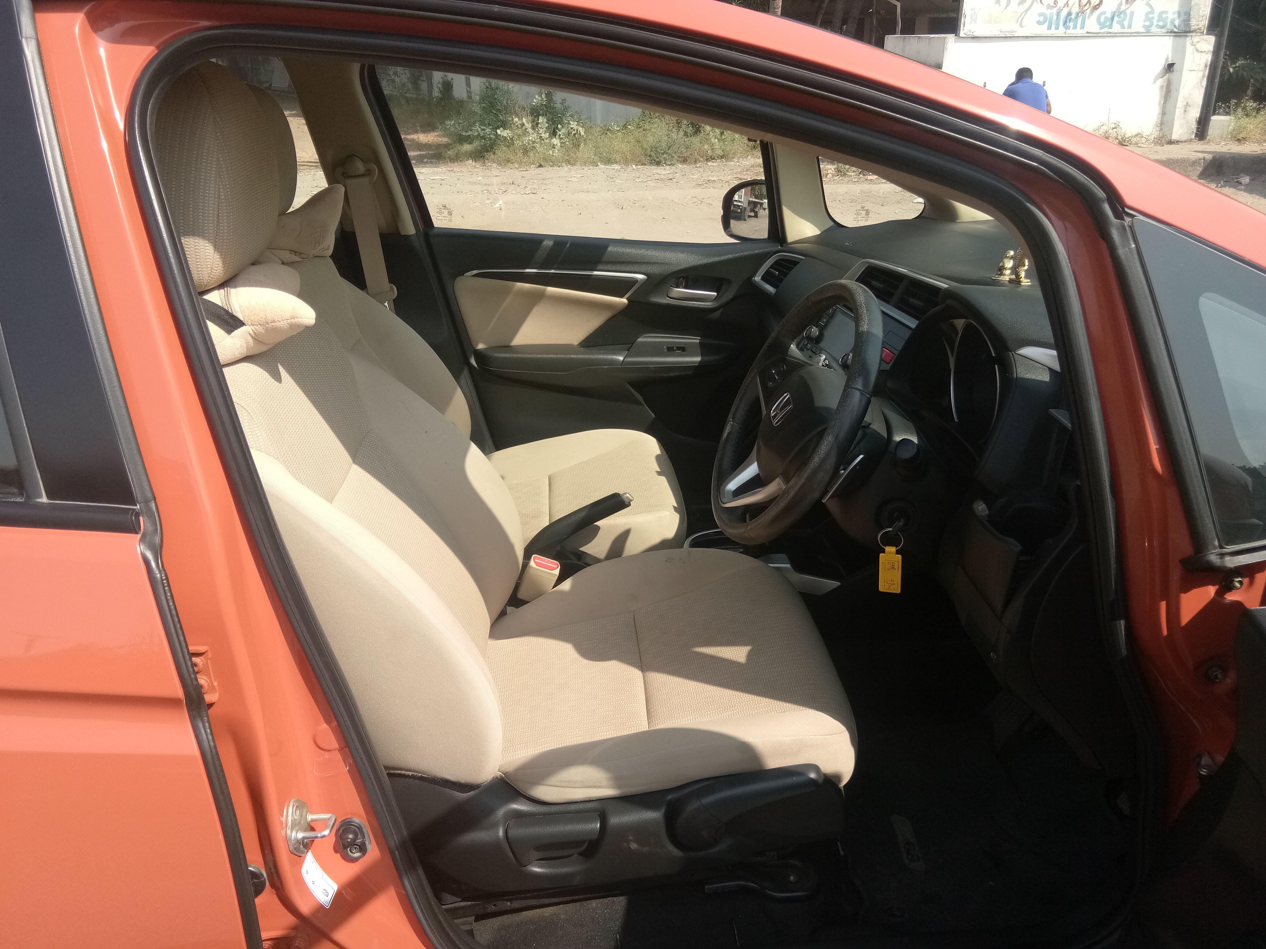 2015 Used Honda Jazz 1.2 V AT I VTEC