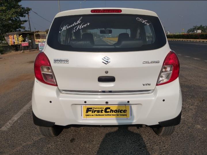 2015 Used Maruti Suzuki Celerio VDI