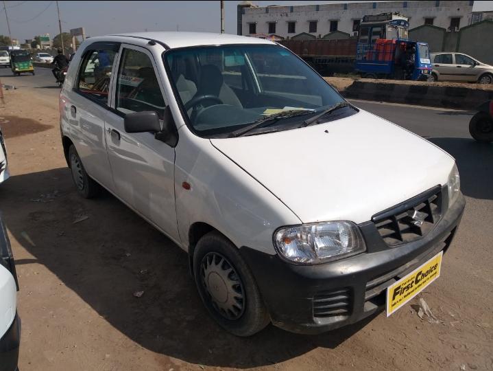 2012 Used Maruti Suzuki Alto LXI BS IV