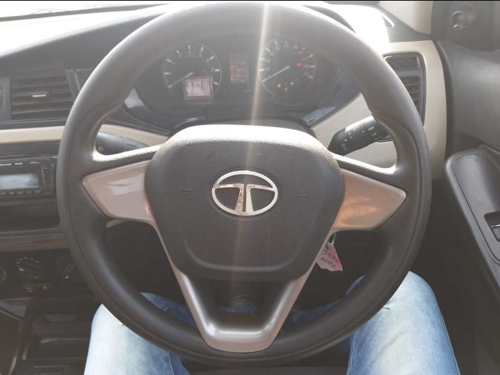 2016 Used Tata Zest XE QUADRAJET 75PS