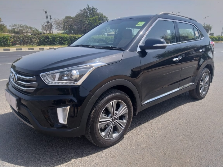 2018 Used Hyundai Creta 1.6 CRDI AT SX PLUS