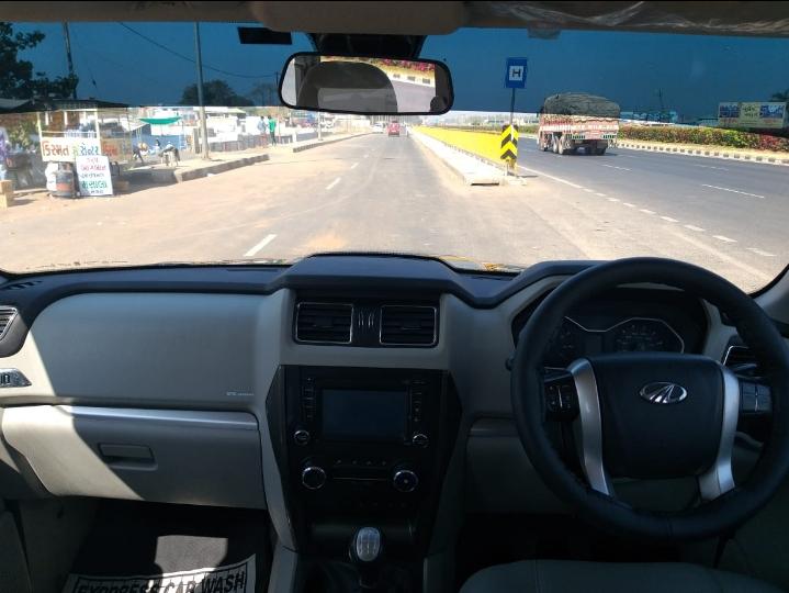 2017 Used Mahindra Scorpio S10 4WD INTELLI-HYBRID