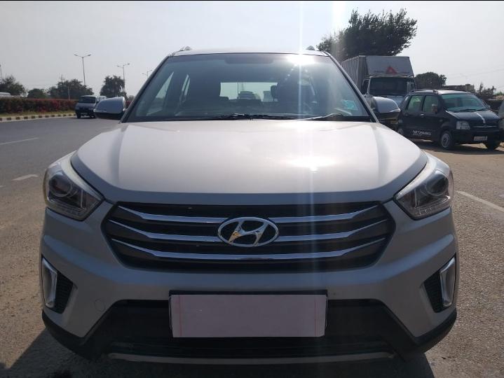 2015 Used Hyundai Creta 1.6 CRDI SX PLUS