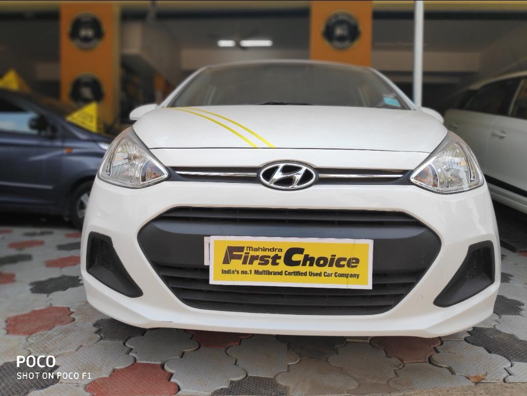 2016 Used Hyundai Grand I10 1.2 KAPPA ERA