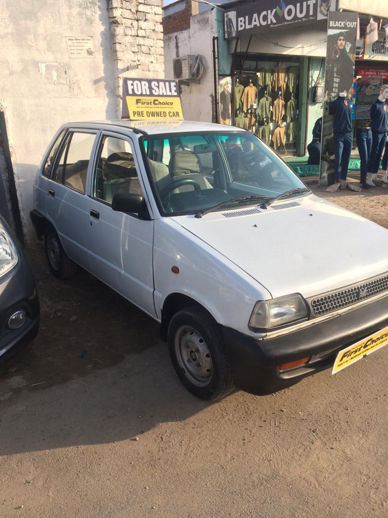 2008 Used Maruti Suzuki 800 STD BS III