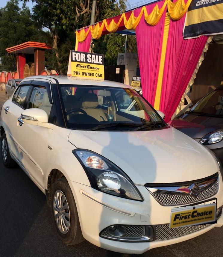 2015 Used Maruti Suzuki Swift Dzire VDI BS IV