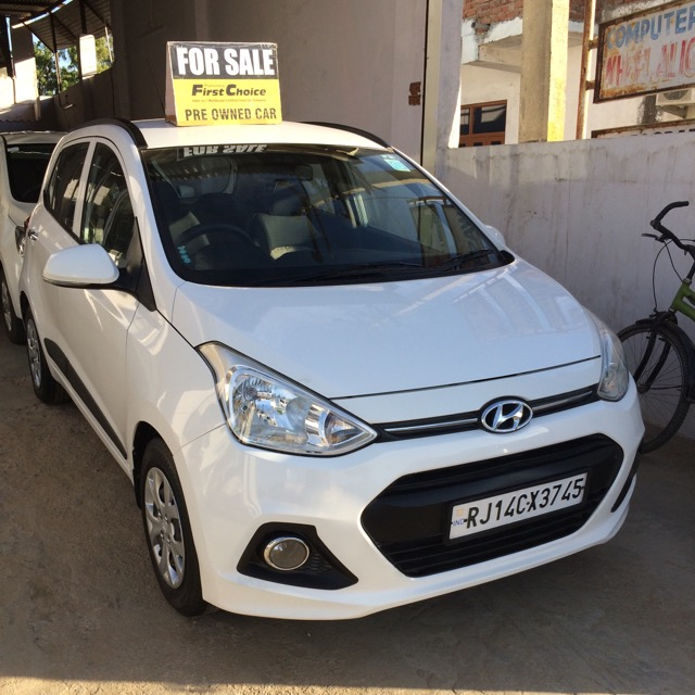 2014 Used HYUNDAI I10 SPORTZ 1.2 AT KAPPA2