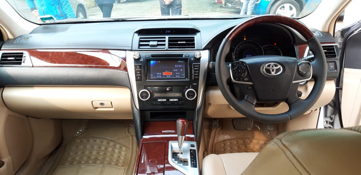 2012 Used TOYOTA CAMRY W4 AT