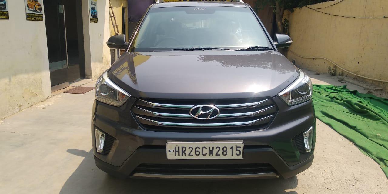 2016 Used Hyundai Creta 1.6 VTVT SX PLUS