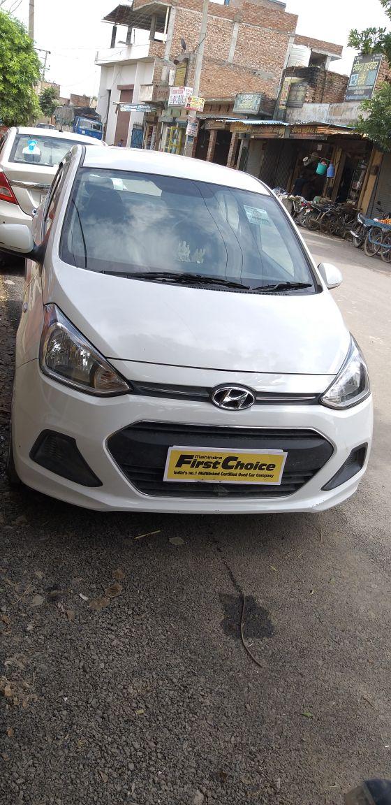 2015 Used Hyundai Xcent BASE 1.1 CRDI