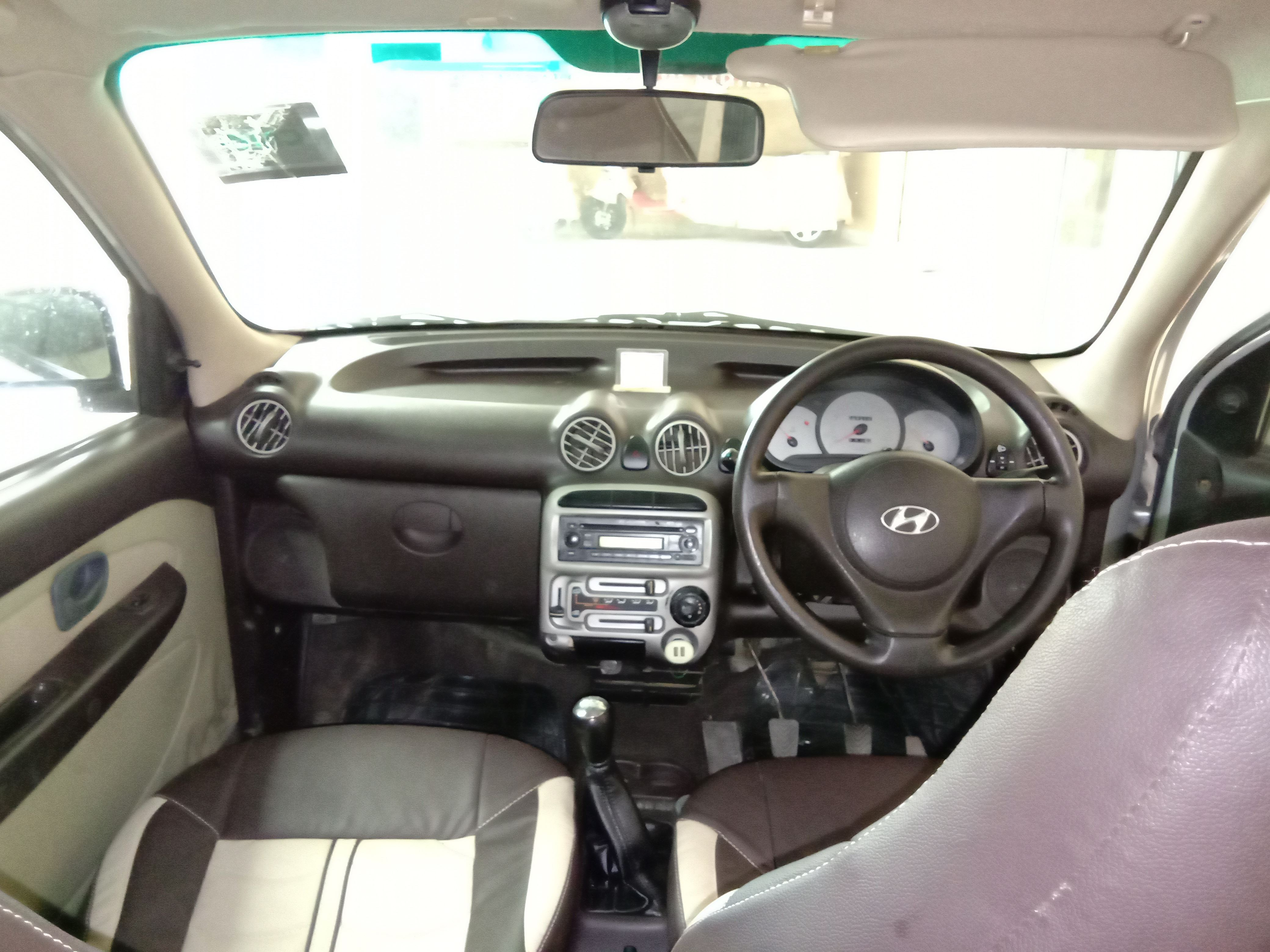 2011 Used Hyundai Santro Xing GLS