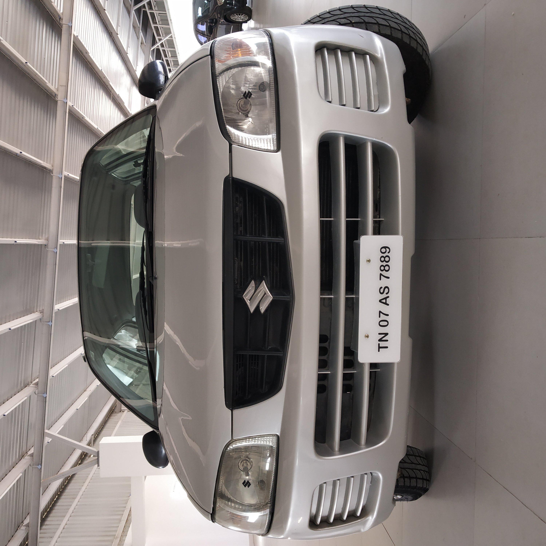 2007 Used Maruti Suzuki Alto LX BS III