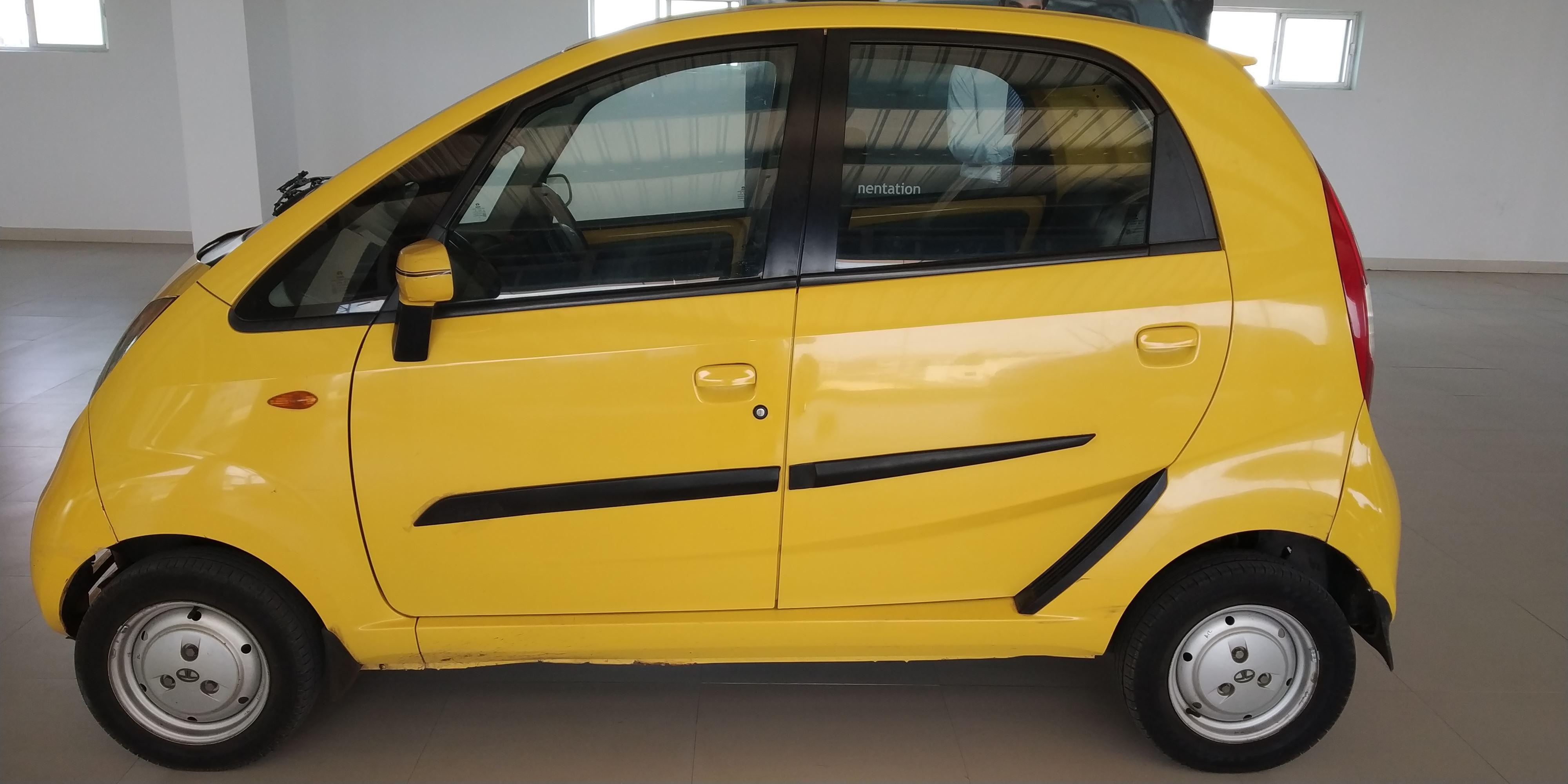 2010 Used Tata Nano LX