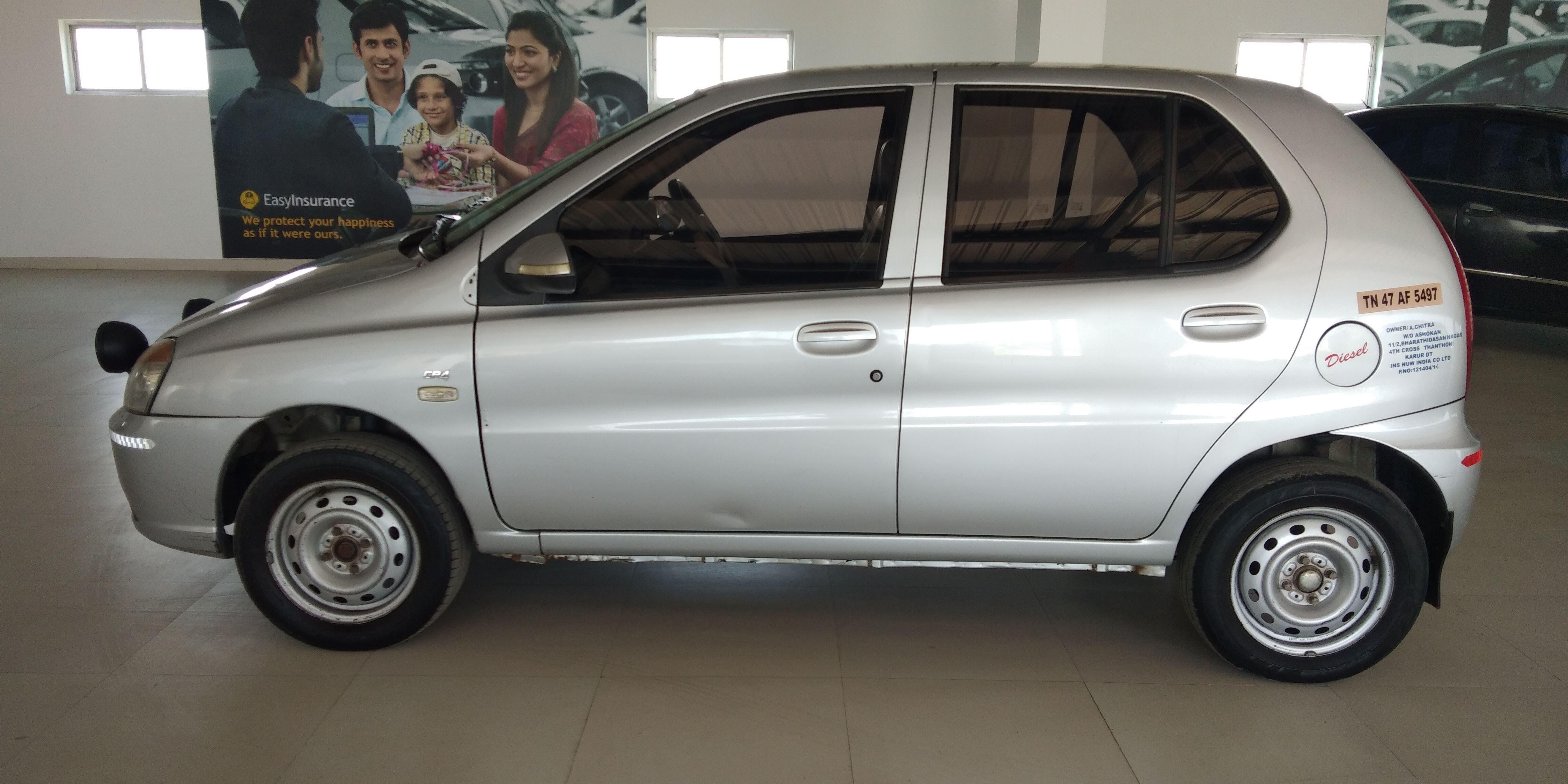 2014 Used Tata Indica Ev2 LX