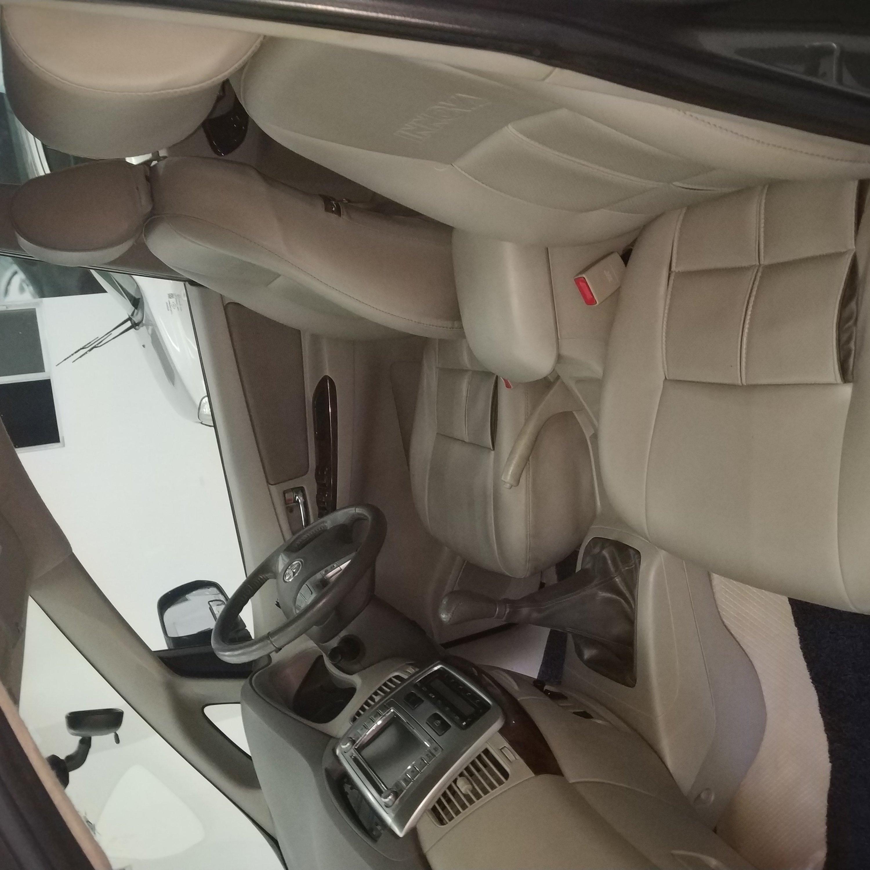 2013 Used Toyota Innova 2.5 VX 7 STR BS IV